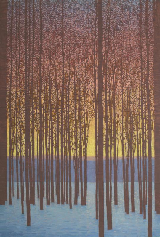 David Grossmann - Stained Glass Sky