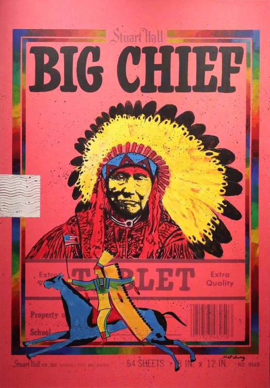 Stan Natchez, Big Chief Tablet