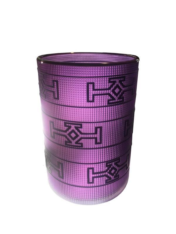 Preston Singletary, Tlingit Shelf Basket: #B19-52 Elderberry/Purple