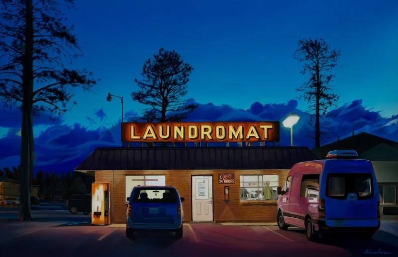 Kevin Kehoe, Laundromat