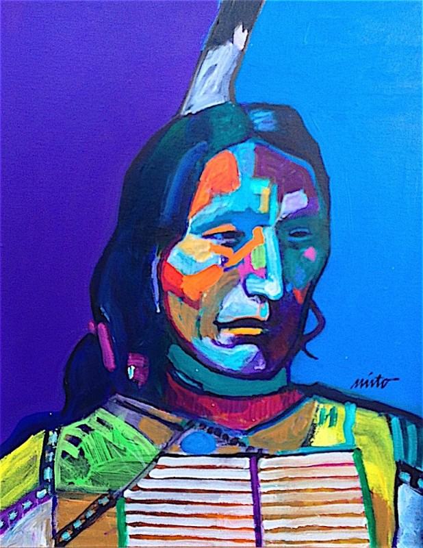 John Nieto, Red Cloud