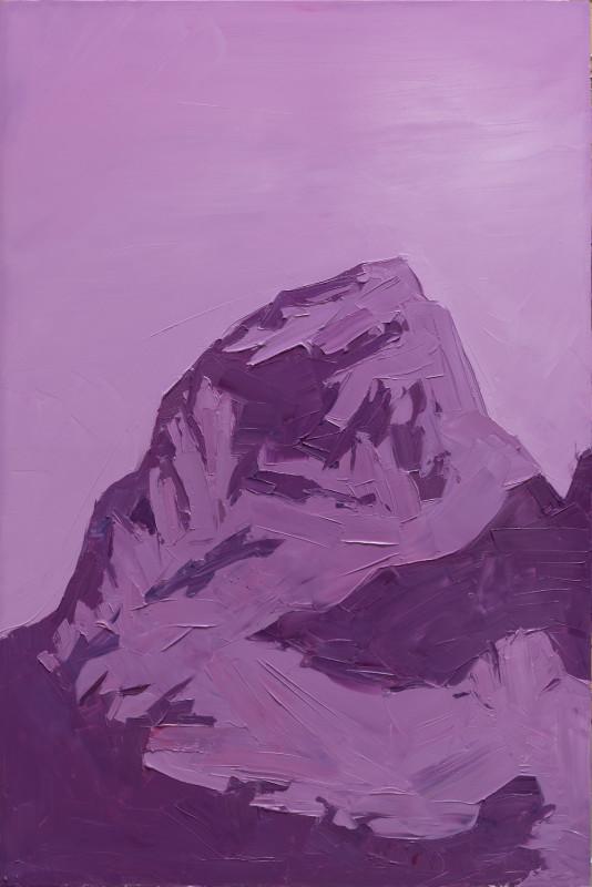 Jivan Lee, Grand Teton, ROYGBIV/Violet
