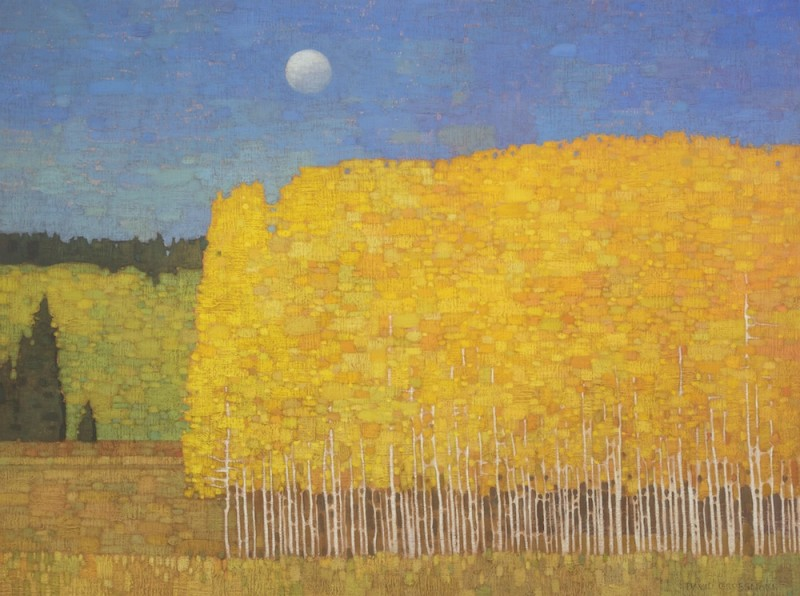 David Grossmann: In Search of Stillness