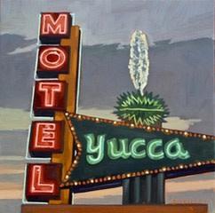 Dennis Ziemienski, Yucca Motel