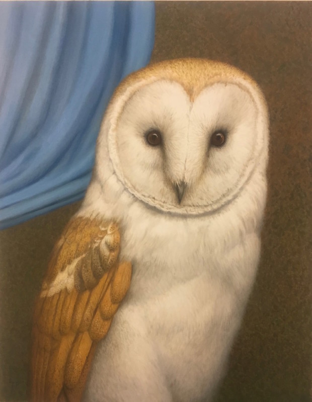 Tom Palmore, Price of Twilight... Barn Owl
