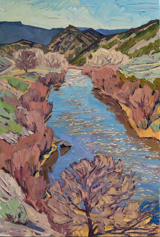 Jivan Lee, Spring #1 - Rio Grande