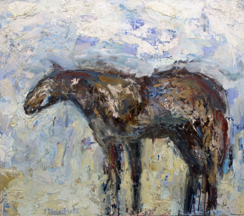 Theodore Waddell, Scottsdale Horse