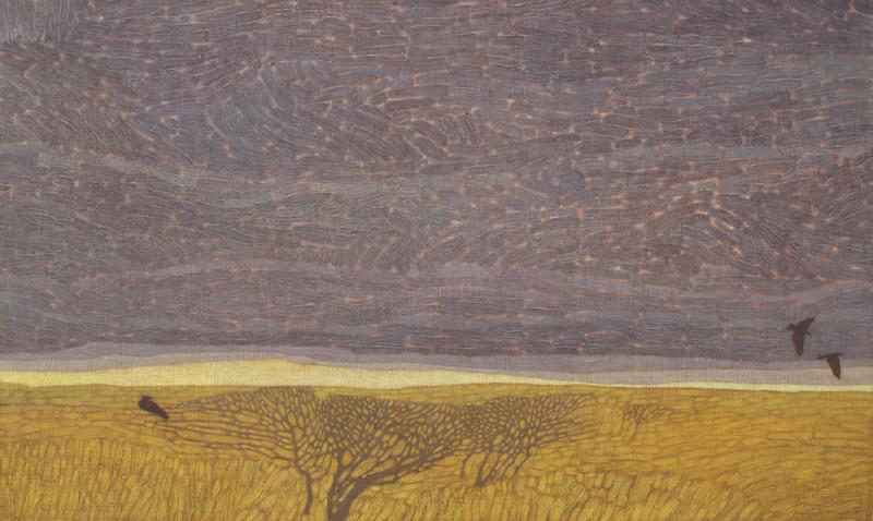 David Grossmann, Flowing Spaces