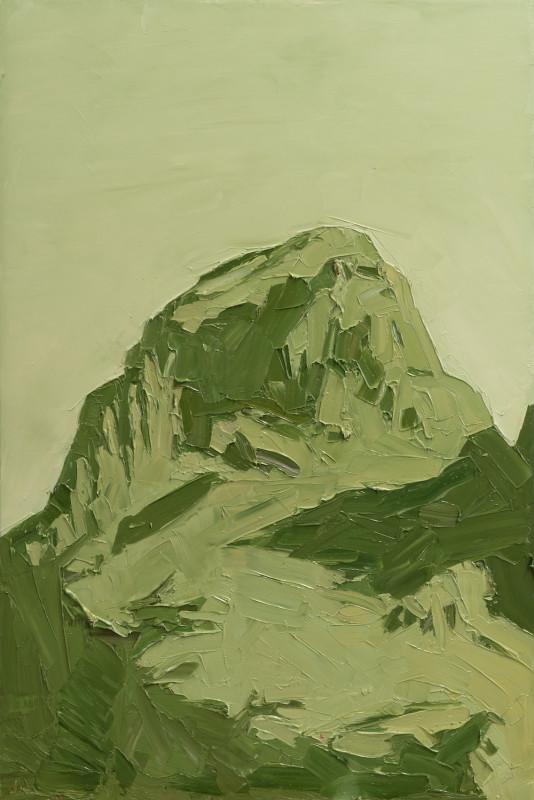 Jivan Lee, Grand Teton, ROYGBIV/Green