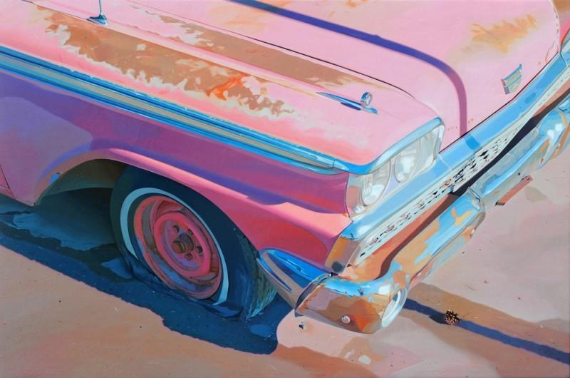 Robert Townsend, Cotton Candy Galaxie
