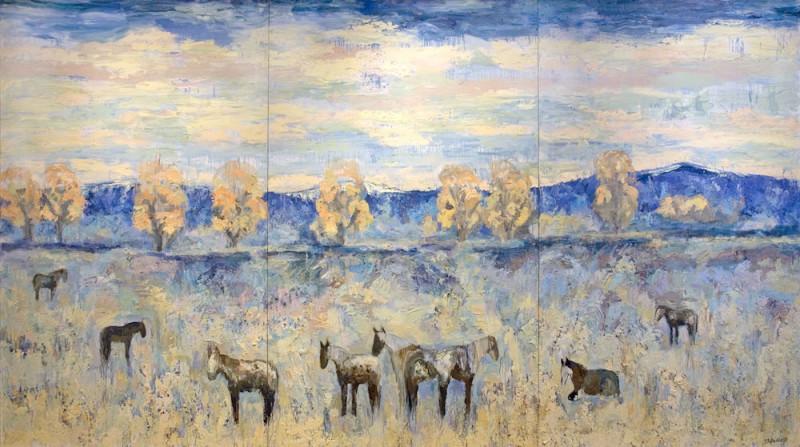 Theodore Waddell, Argenta Horses