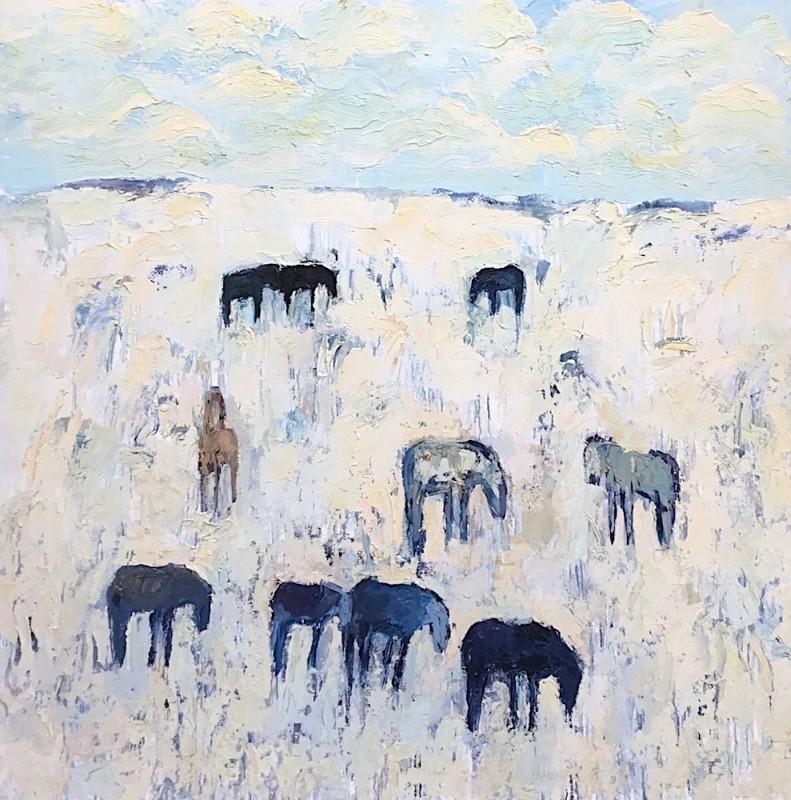 Theodore Waddell, Whitehall Horses #3
