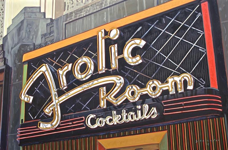 Dennis Ziemienski, Frolic Room