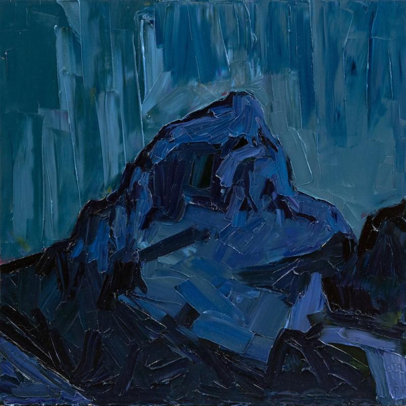 Jivan Lee, Grand Teton, Night Vision #2