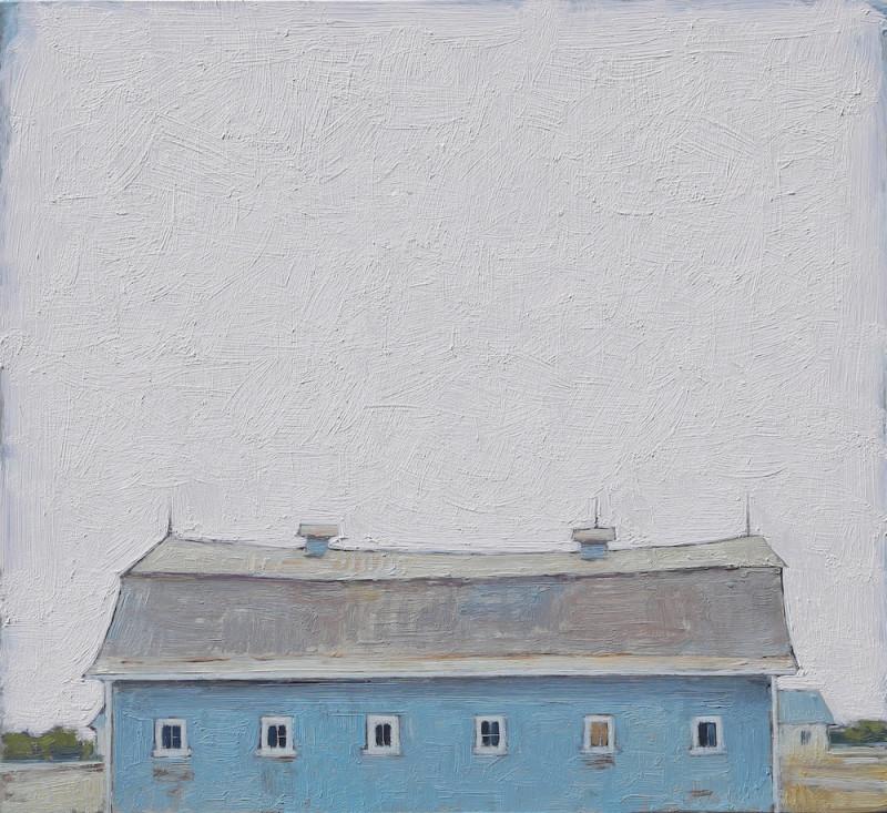 Jared Sanders, Roofline and Sky No. 3