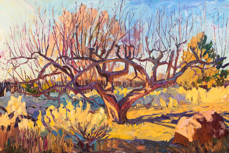 Jivan Lee, The Old Apple Tree