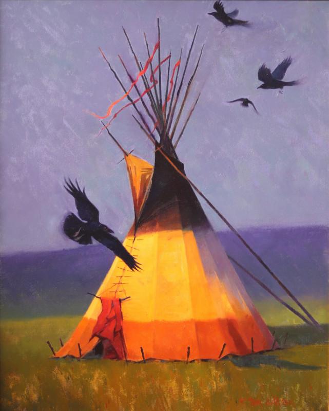 R. Tom Gilleon, Murder of Crows