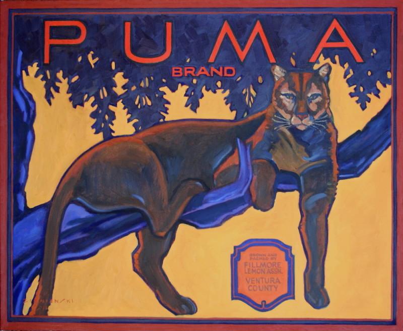 Dennis Ziemienski, Puma Brand
