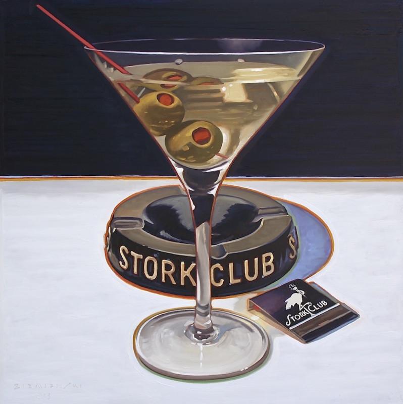 Dennis Ziemienski, Stork Club
