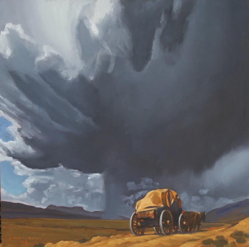 Dennis Ziemienski, Montana Cloudburst