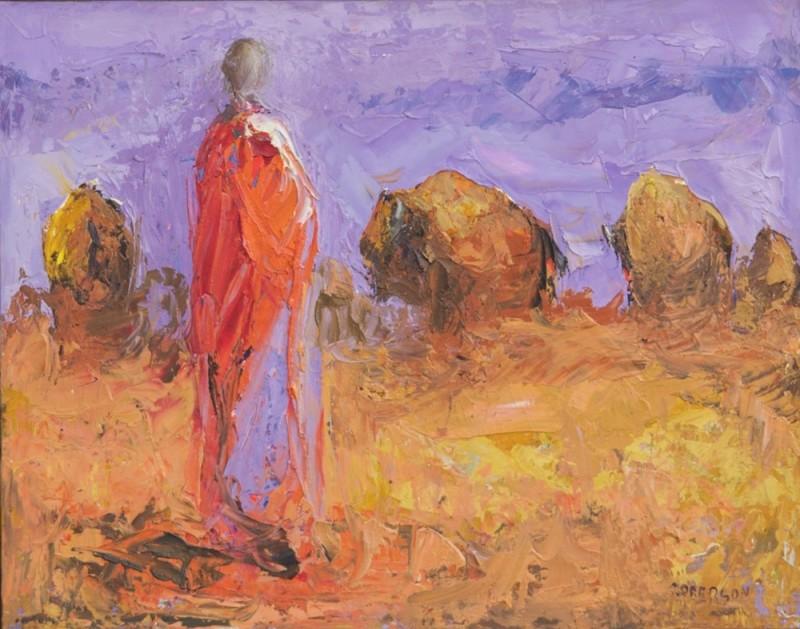 Mary Roberson, American Safari