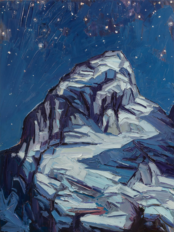 Jivan Lee, Grand Teton, Night Vision #3