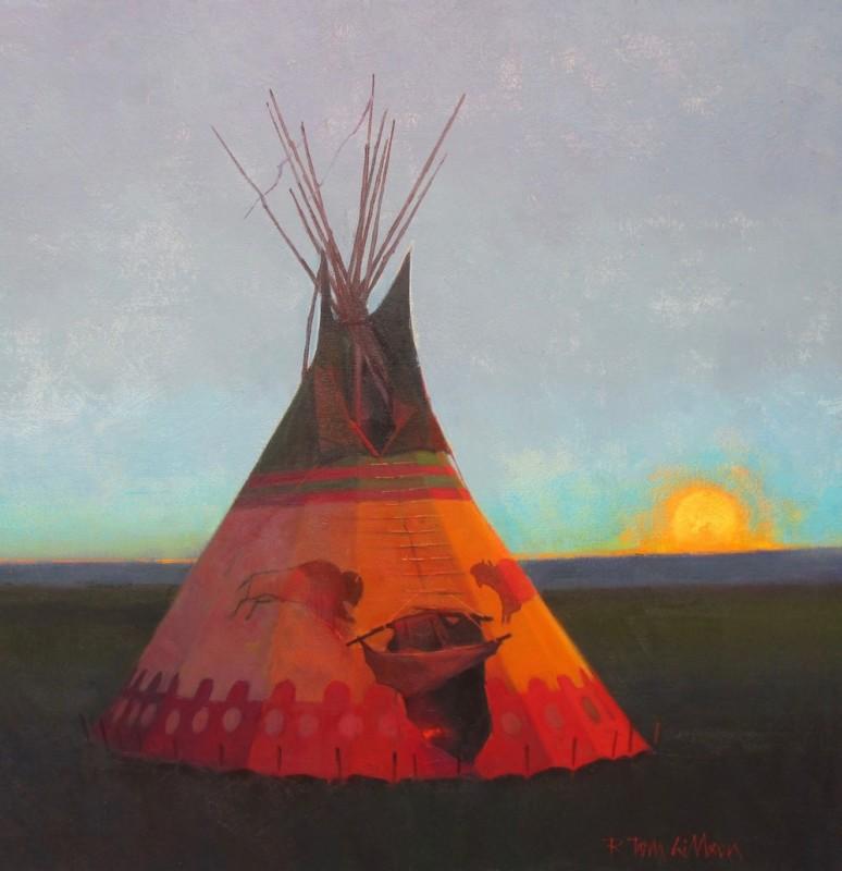 R. Tom Gilleon, Days Gone