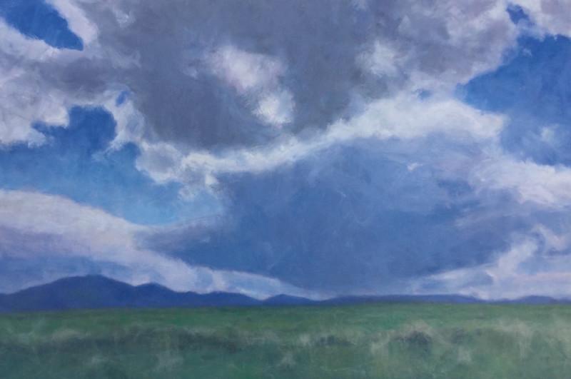 James Bason, Early Summer Clouds