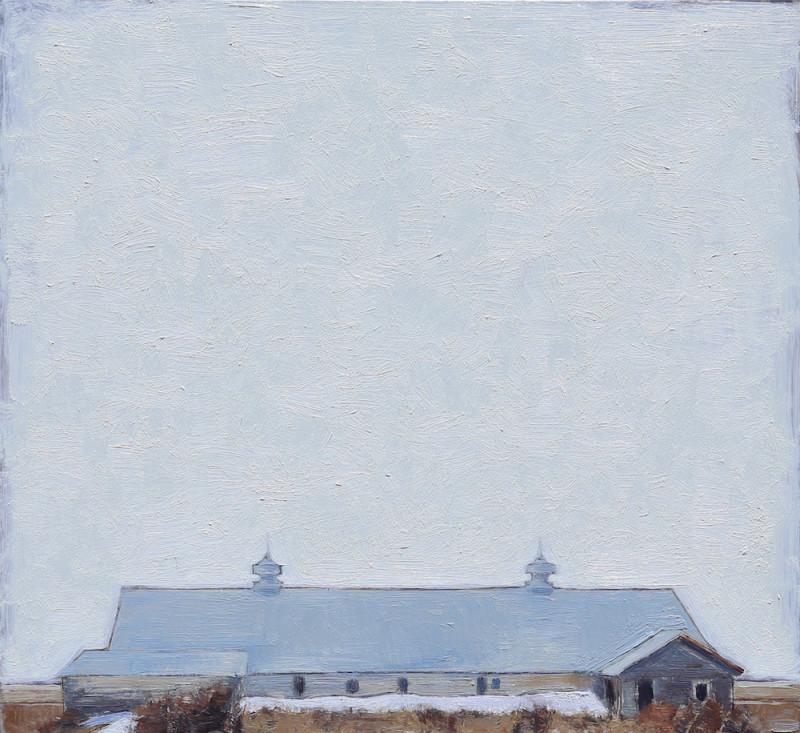 Jared Sanders, Roofline and Sky No. 5