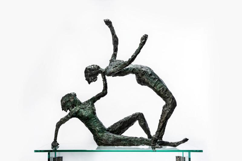Emilio DiIorio, Dancers No. 1, 2017