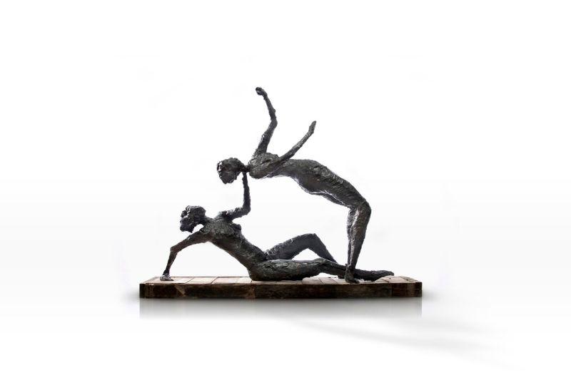 Emilio DiIorio, Dancers No. 2, 2017
