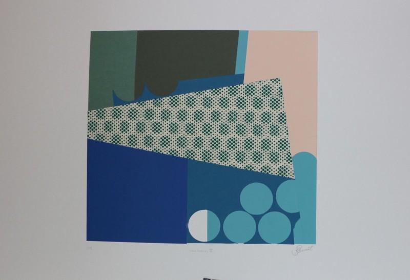 Karen Stewart, I Love Hockney II, 2018