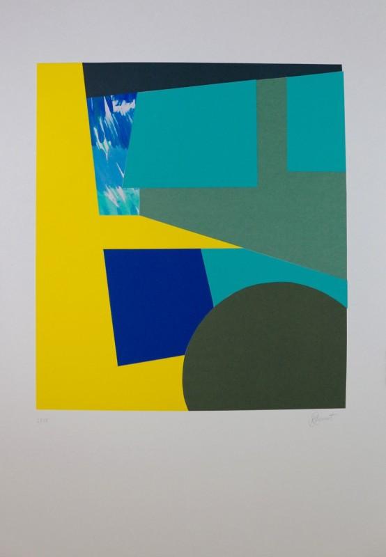 Karen Stewart, By The Pool II, 2018