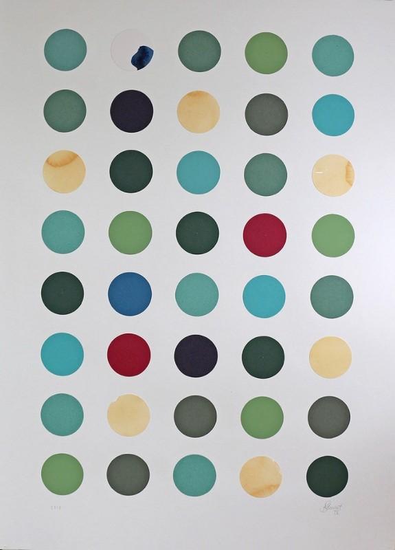 Karen Stewart, Composition IV, 2018