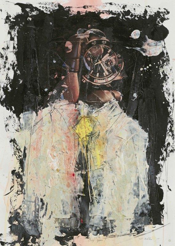 Daniel Stompie Selibe, Only You, 2017