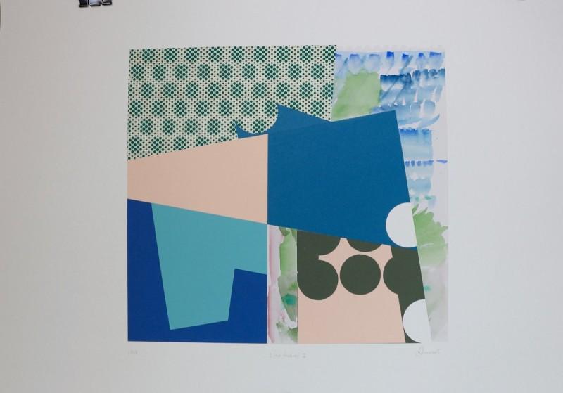 Karen Stewart, I Love Hockney III, 2018