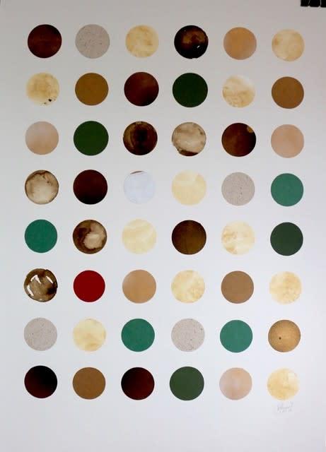 Karen Stewart, Composition II, 2018