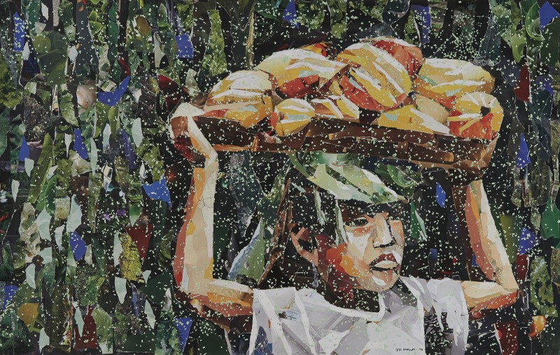 John Vusi Mfupi, Fresh Produce, 2016