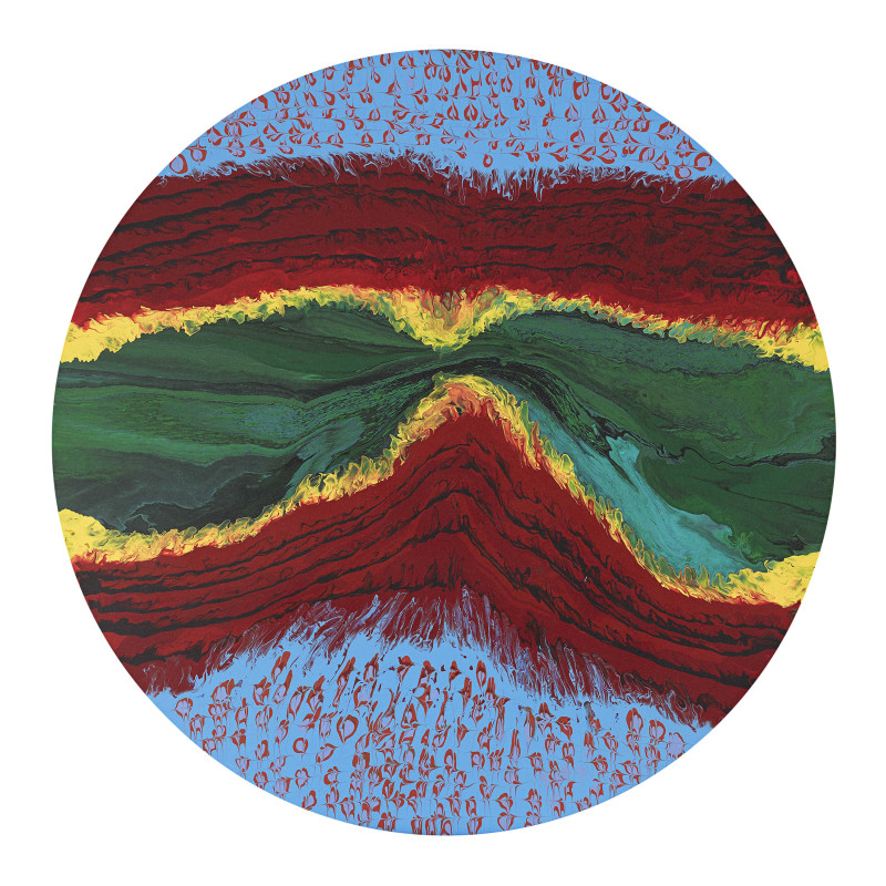 Elsa Duault, Distorted Vision , 2018
