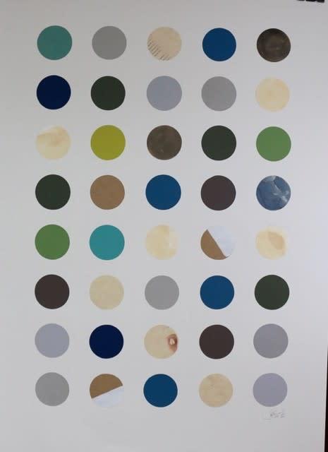 Karen Stewart, Composition III, 2018