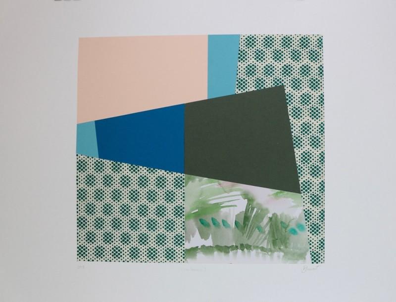 Karen Stewart, I Love Hockney I, 2018