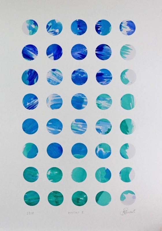 Karen Stewart, Painting II, 2018
