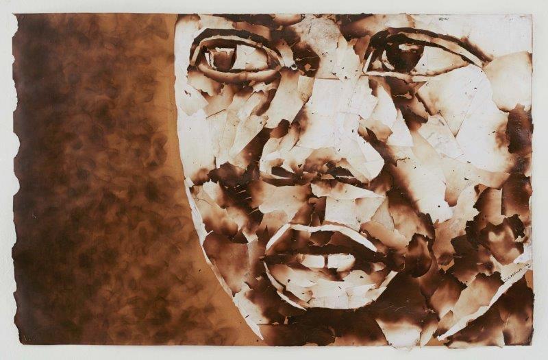 John Vusi Mfupi, Living the Dream, 2016