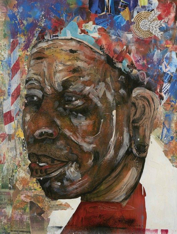 Daniel Stompie Selibe, Zulu Mama , 2012