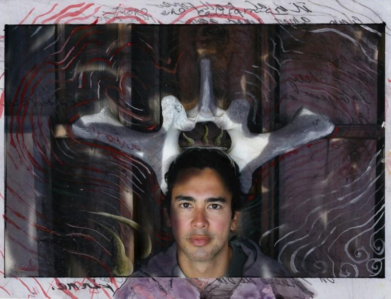 Carlos Betancourt, Alberto Whale Bone, 2006