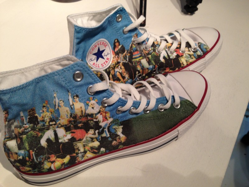 Carlos Betancourt, Converse personal project, 2013