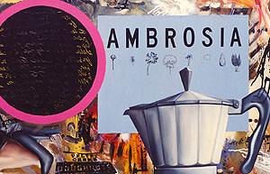 Carlos Betancourt, Ambrosia,(detail) 1993, 1993