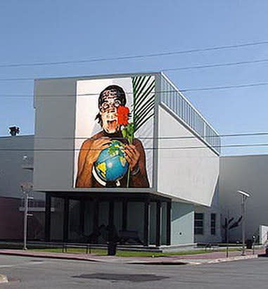 Carlos Betancourt, La Mascara Souvenirs Series, Untitled 1000 with Souvenirs, (front view), 2005, 2005
