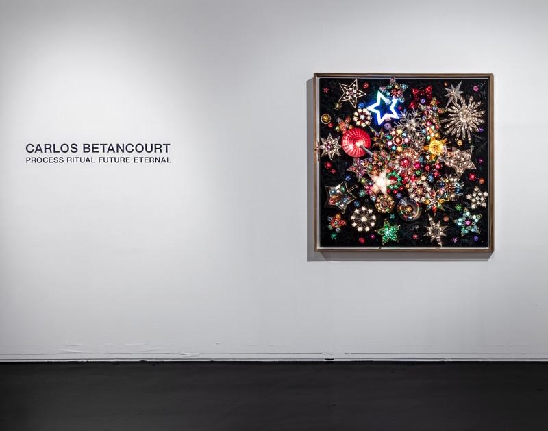 Carlos Betancourt, Times of Illuminations III, 2018