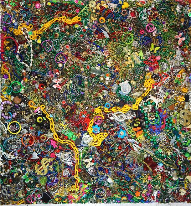 Carlos Betancourt, Disposable Memories II, 2014